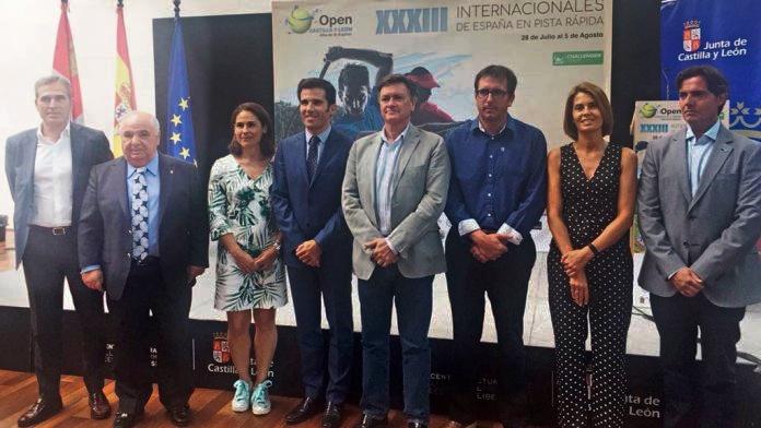 Tennislife, de COMPOSAN, patrocinador del XXXIII Open Castilla y León Villa de El Espinar