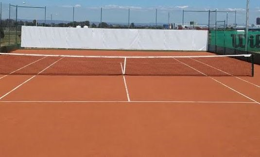 Sistema MatchClay de Composan Industrial y Tecnología, en la pista de Andorra.