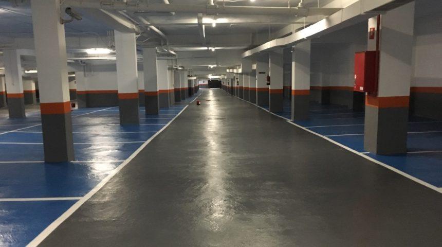 Parking Doctor Esquerdo-Compodur Urbano Plus Color