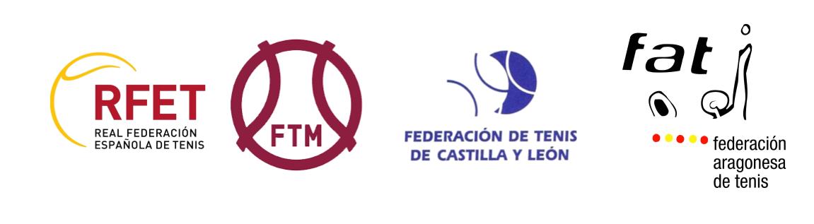 Federaciones tenis