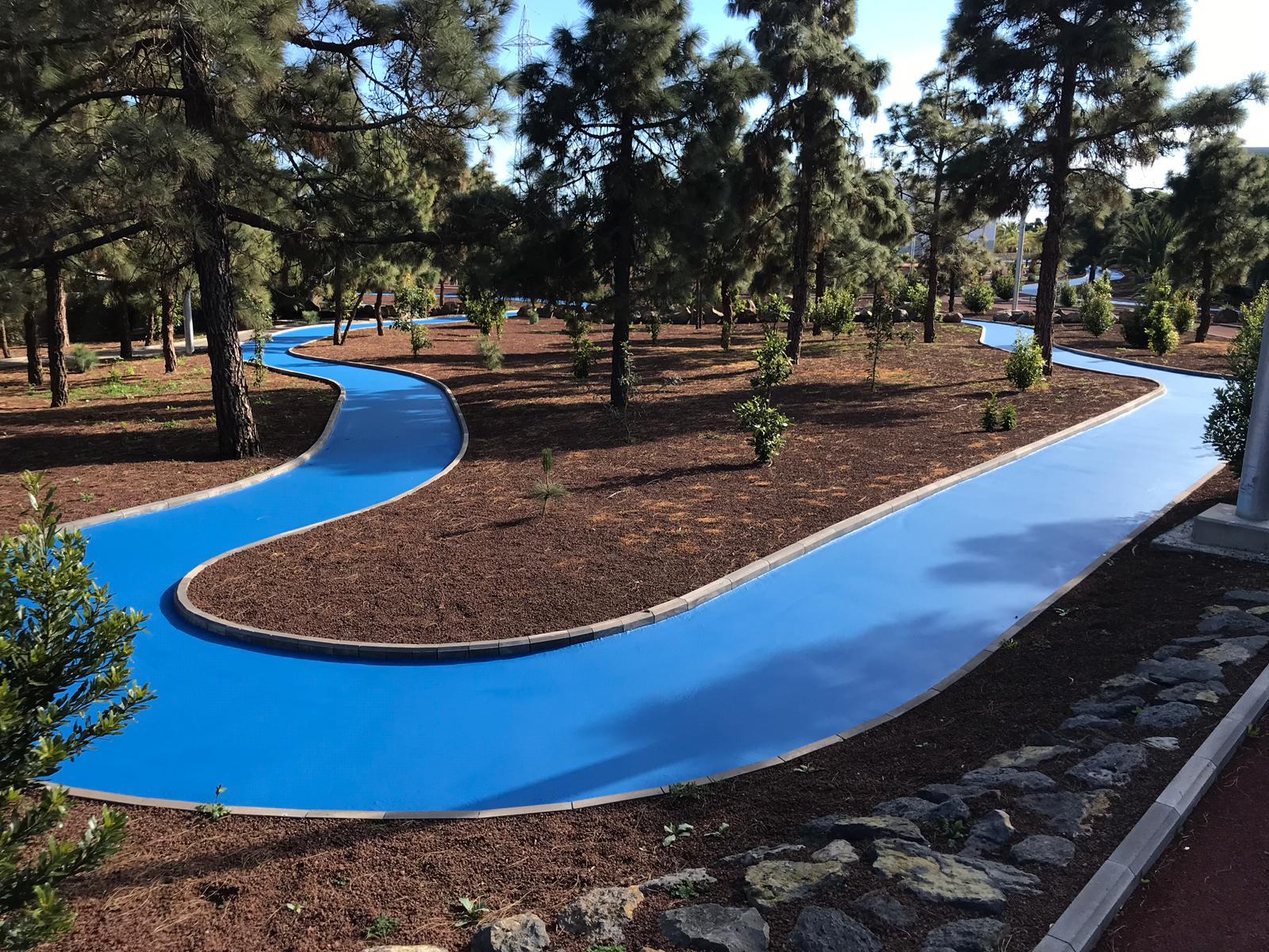 Composan en el Parque Científico y Tecnológico de Tenerife