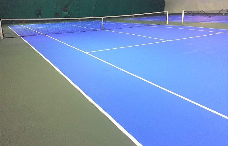 En Grecia también apuestan por los sistemas para tenis de COMPOSAN