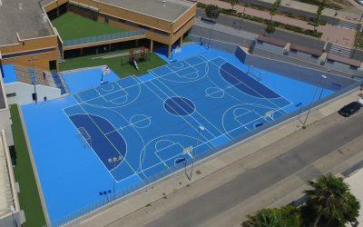¿Quieres tener las mejores pistas deportivas en tu colegio?
