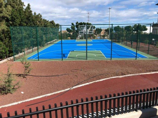 pista deportiva sportlife