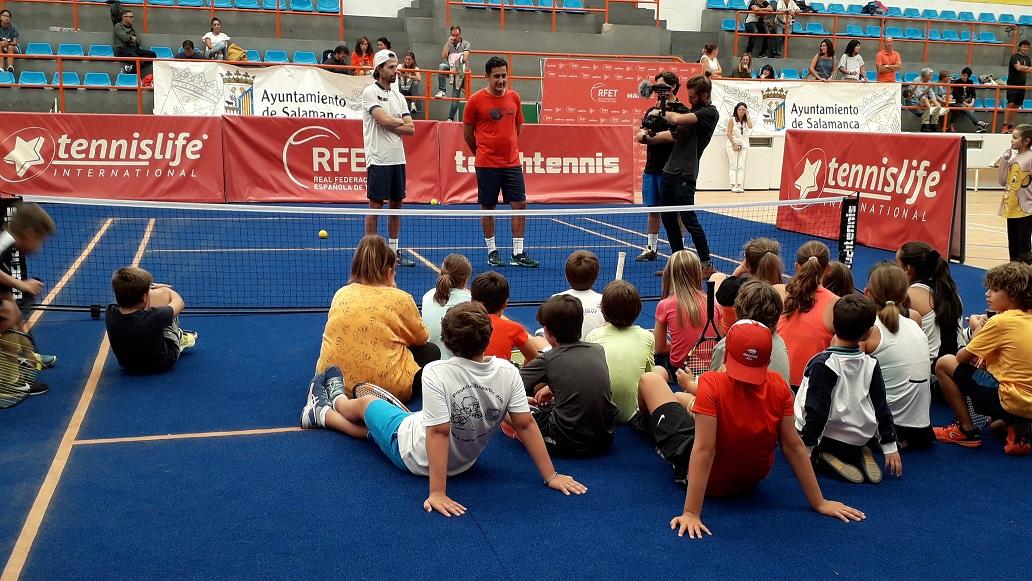 Tennislife. pista Salamanca
