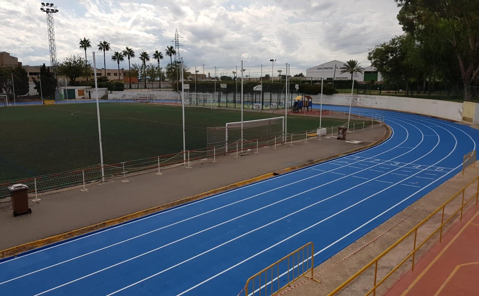 Sistema SportPlus en atletismo