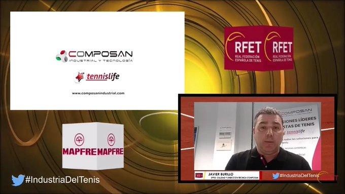 Tennislife, pista oficial de la RFET