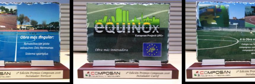 Premios Composan 2016