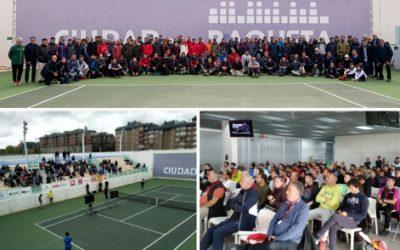 Composan participa en el «I Simposium Internacional de Tenis RFET-RPT»